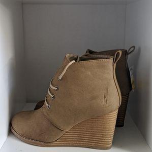 Nautica Shoes - Nautica Wedge Hill